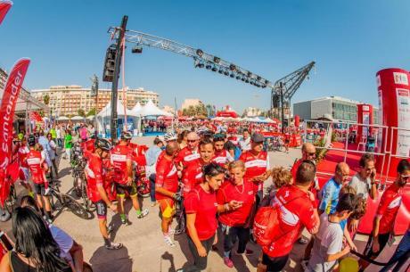 Bereit für die Radroute des Jahres in der Region Valencia? Marcha Ciudad València ist da!