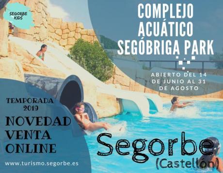 Apertura Complejo Acuático Segóbriga Park