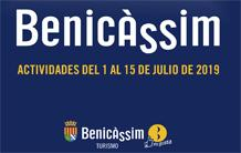 Programa de Actividades 1 a 15 de julio - Benicàssim