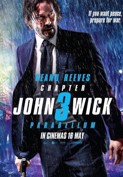 Cine: John Wick. Capítulo 3 - Parabellum