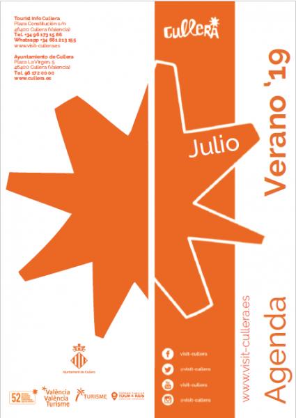 AGENDA TURÍSTICA JULIO CULLERA