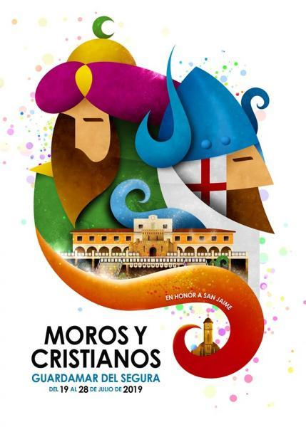 MOORS & CHRISTIANS GUARDAMAR 2019