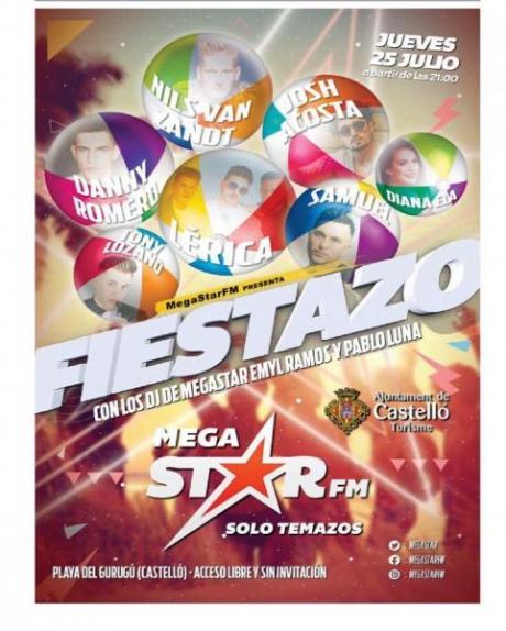 Fiestazo MegaStar FM