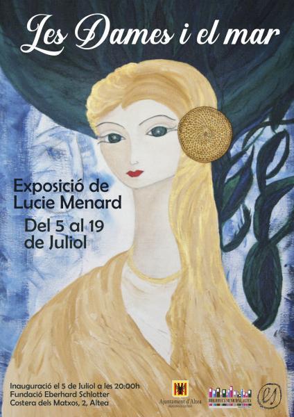 """Exposición """"Les Dames i el mar"""" en Altea"""