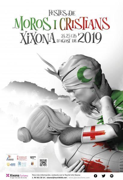 FIESTAS DE MOROS Y CRISTIANOS XIXONA 2019