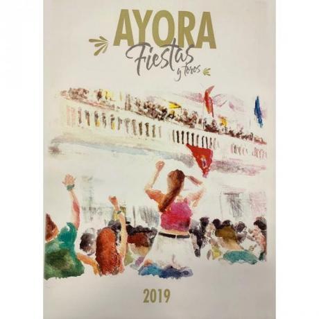 PROGRAMA DE FIESTAS Y TOROS AYORA 2019
