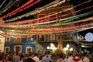 Fiestas de Sant LLorenç  en Parcent