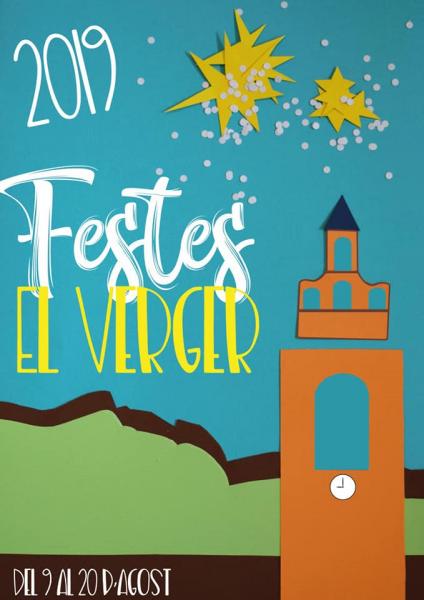 Fiestas de Moros y Cristianos y Bous al carrer El Verger 2019