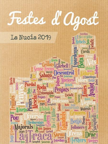 FESTES D´AGOST LA NUCIA 2019