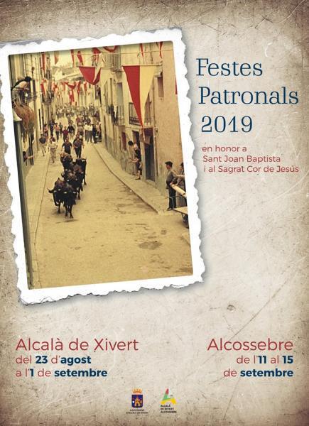 Fiestas Patronales Alcalà de Xivert - Alcossebre