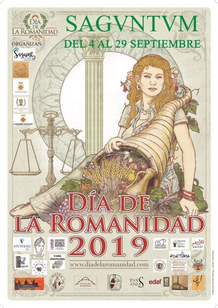 Día de la romanidad. Sagunto 2019