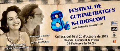 VIII FESTIVAL DE CORTOMETRAJES K-LIDOSCOPI CULLERA