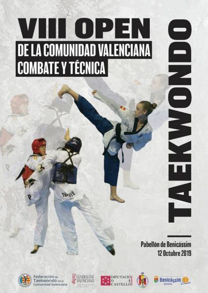 VIII Open de Taekwondo de la Comunitat Valenciana