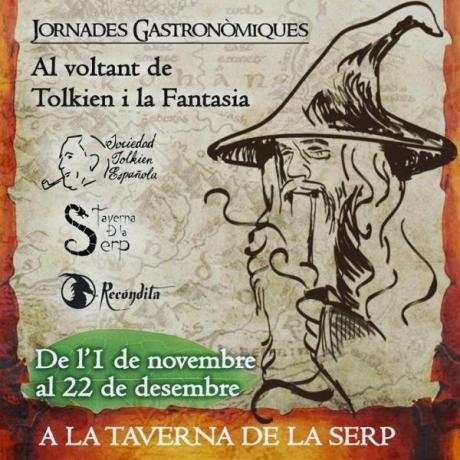 Jornadas Gastronómicas Tolkien