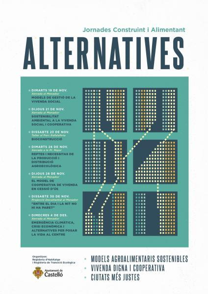 Jornadas Construyendo y Alimentando Alternativas