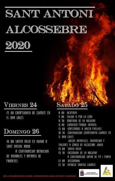 Sant Antoni en Alcossebre