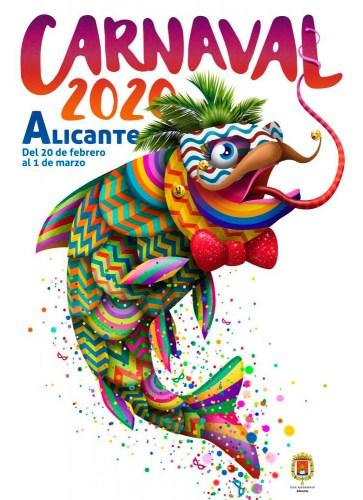 Carnaval Alicante 2020