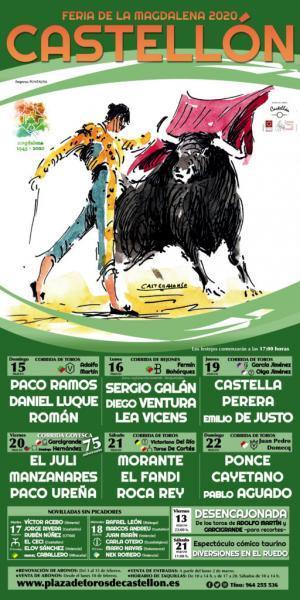 Feria Taurina de la Magdalena