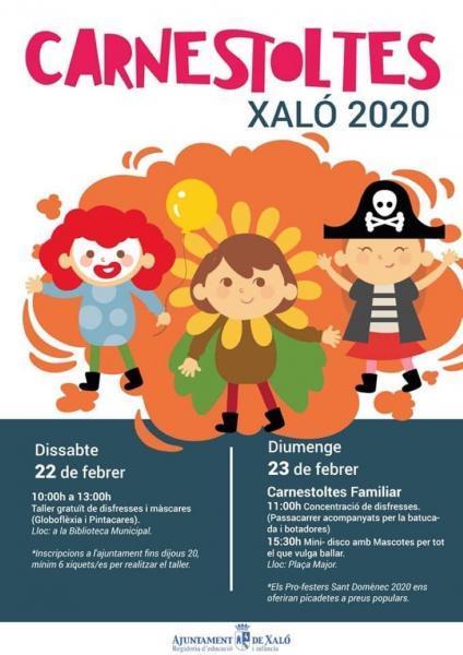 Carnival- Xaló