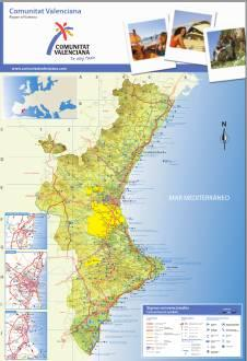 plano Comunitat Valenciana