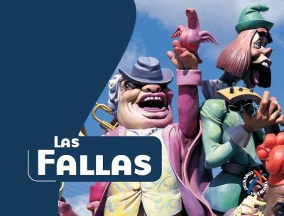 Portada folleto Fallas