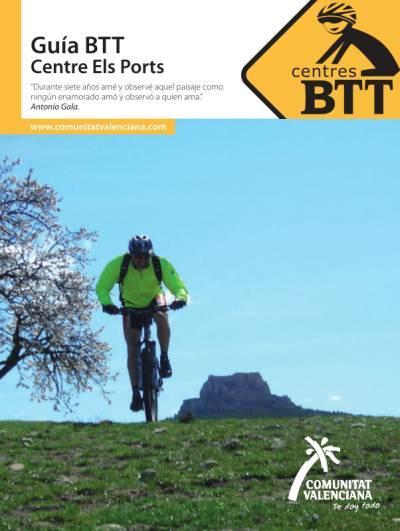 Portada Guía BTT Els Ports PDF