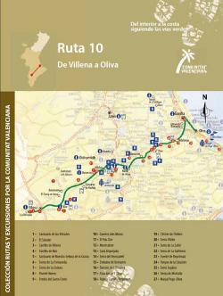 Ruta 10 De Villena a Oliva