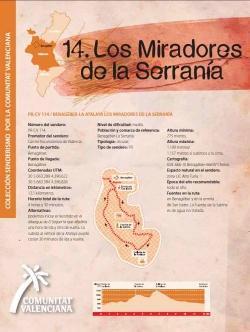 Ruta 14 Miradores de la Serranía