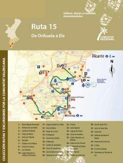 Ruta 15 De Orihuela a Elx