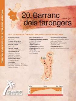 Ruta 20  Barranc tarongers