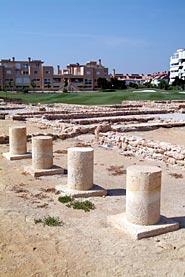 Vil·Les Romanes Del Castell D'ansaldo