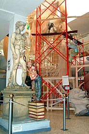 THE FALLAS (BONFIRES) ARTISTS' MUSEUM