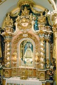Shrine Of The Virgen De La Salud