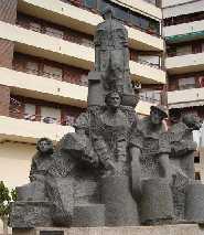 The Ice Men Monument
