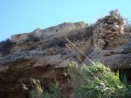 Restos del antiguo castillo de Almassora