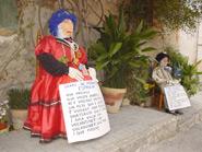 Fiesta de Els Nanos (Fest der Els Nanos)