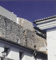 Restos de la muralla del Castillo