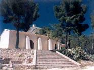Ermita de Santa Bárbara (Einsiedelei der Santa Bárbara)