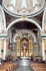 IGLESIA DE SANTA MARÍA (Kirche der Santa María)