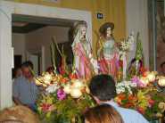 Fest der Santa Justa y Rufina