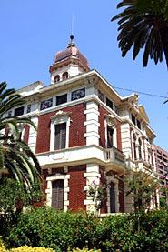 Kleiner Palast und Parkanlage Jardines de Ayora