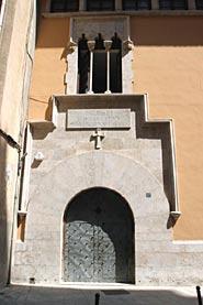 Casa natalícia de Sant Vicent Ferrer