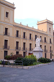 The Mansion Of The Counts Of Cervellón
