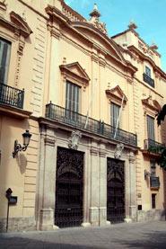 The Marqués De Campo House. The City Museum