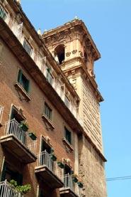 San-Bartolomé-Turm