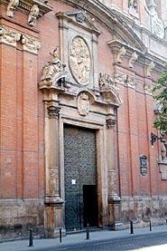 Pfarrkirche Santo Tomás Apóstol und San Felipe Neri