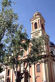 Kirche San Miguel und San Sebastián