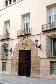 Palast Des Marqués De La Scala