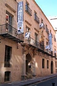 Palacio Gravina o del Conde de Lumiares