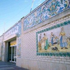 Fassade des Municipal Market Els Filtres